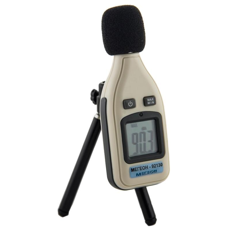 Level meter noise MEGEAN 92130 level meter noise megeon 92130