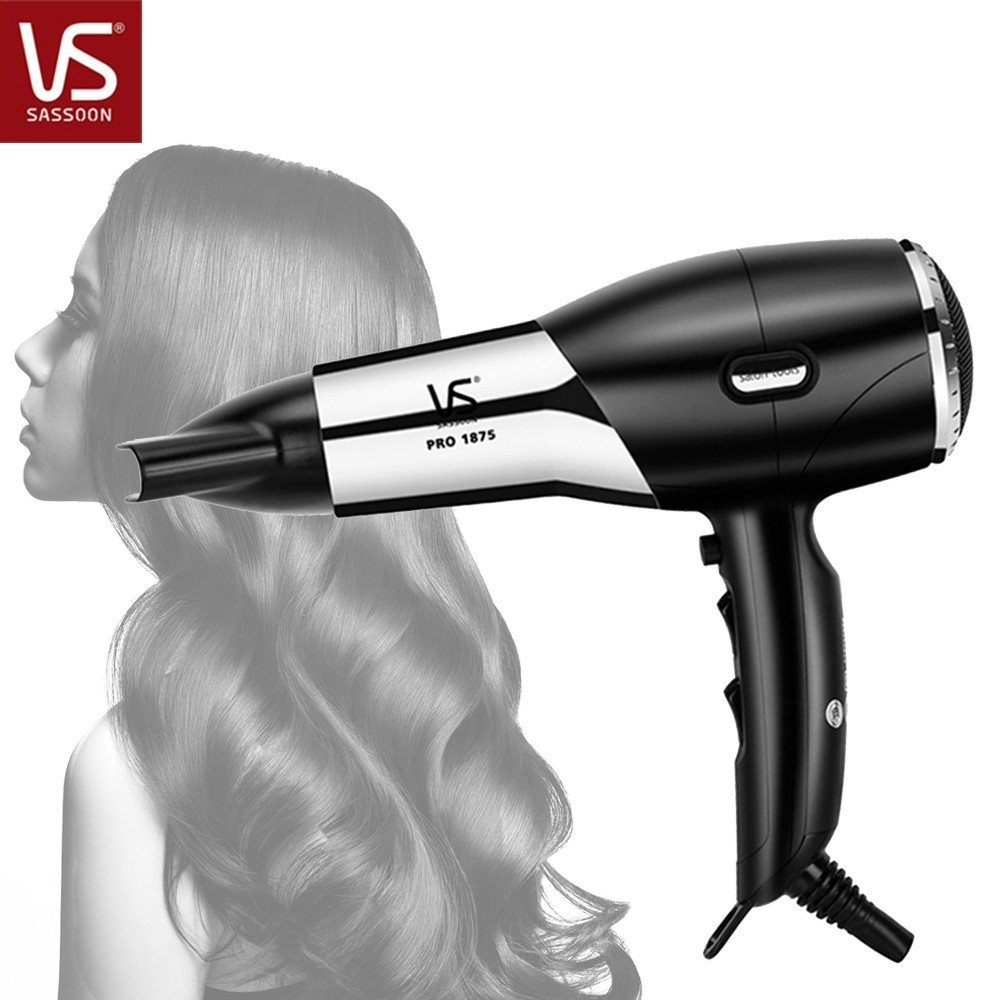VS HairDryer Professional Hair Salon Brush Hair Dryer Salon Hot Cold Wind Nozzles Hgh-power Anion Blower Hair Care StylingVS HairDryer Professional Hair Salon Brush Hair Dryer Salon Hot Cold Wind Nozzles Hgh-power Anion Blower Hair Care Styling