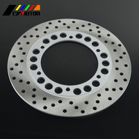 Motorcycle Rear Steel Brake Disc Rotor For YAMAHA XJR400R FZ600 FZR600 FZR600R SRX XJ YZF XT FZ FZR TDM TRX 400 600 660 850 1000