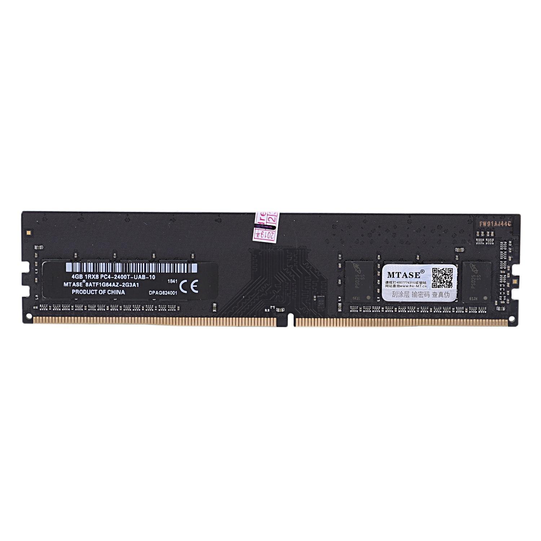 Mtase Ddr4 2400 Mhz 1.2 V 288Pin mémoire ram Pour ordinateur de Bureau