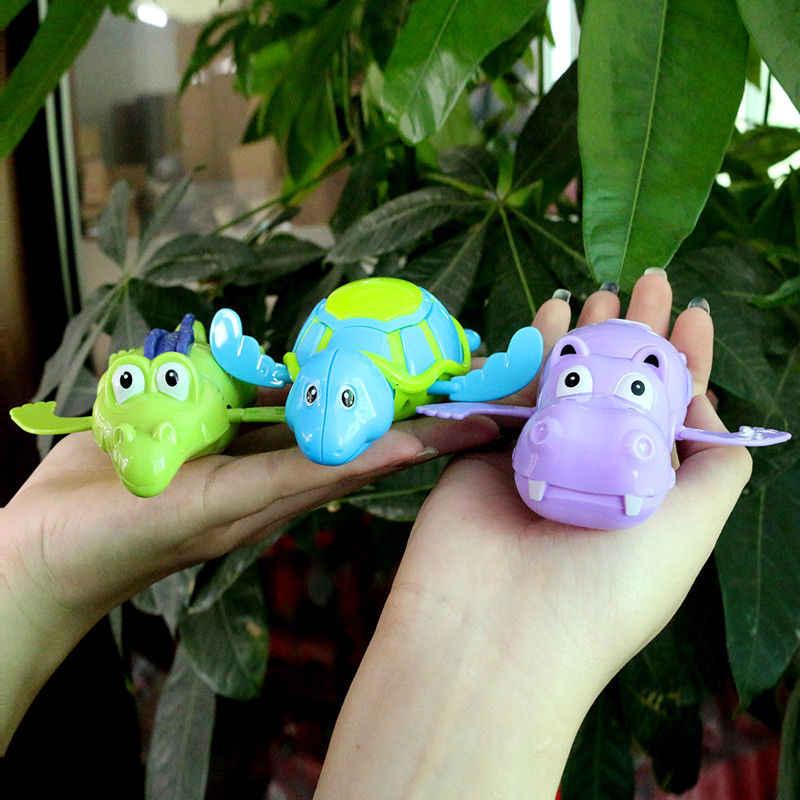 風アップ水泳カメカバワニプール動物おかしいおもちゃのための