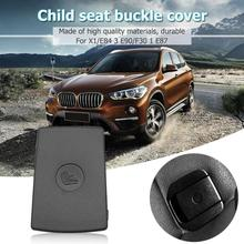 Buckle-Cover Rear-Seat-Hook-Cover Safety-Seat Auto ABS Car Child for X1 E84/3-Series
