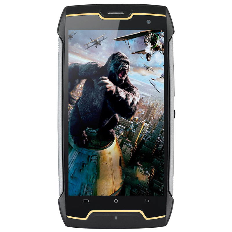 Cubot Kingkong IP68 impermeable a prueba de golpes teléfono móvil 5,0 MT6580 Quad Core Android 7,0 Smartphone 2GB RAM 16GB ROM teléfonos celulares - 4