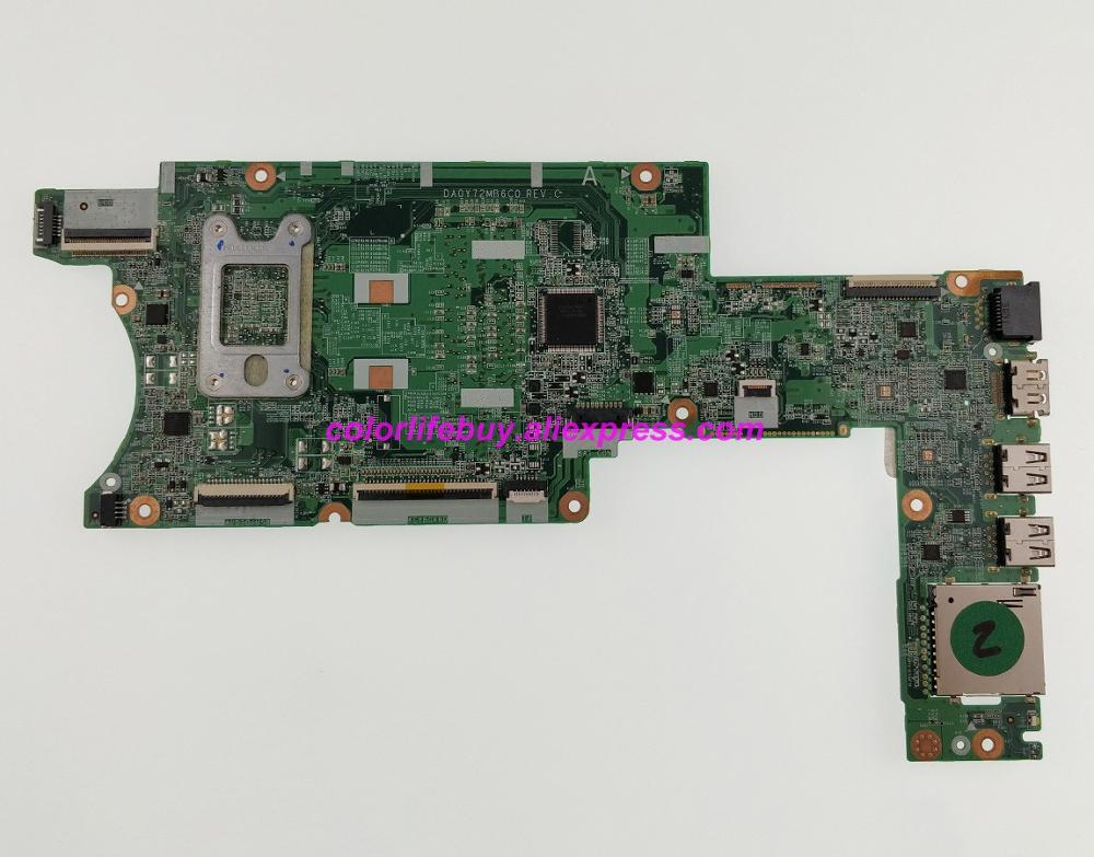 Image 2 - Genuine 769076 501 769076 001 DA0Y72MB6C0 UMA w A6 6310 CPU Laptop Motherboard for HP Pavilion 13 A Series Notebook PC-in Laptop Motherboard from Computer & Office