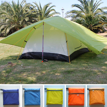 Ultralight Sun Shelter Camping Mat Beach Tent Pergola Awning Canopy Oxford Tarp Camping Sunshelter 250X140mm цены онлайн
