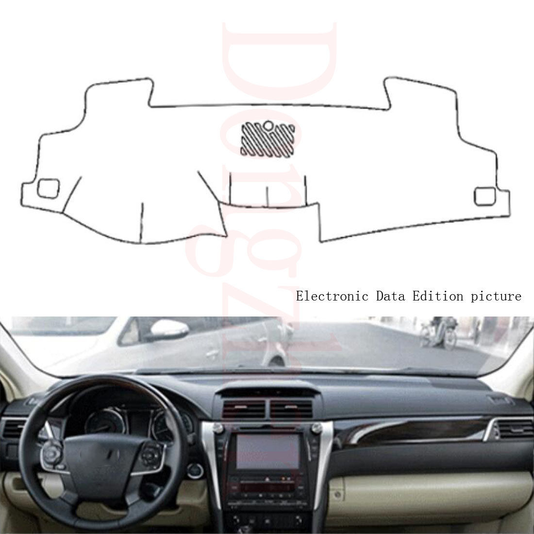 Leather Car Seat Covers Toyota Corolla Camry Altise RAV4 Aurion Yaris Echo Hilux
