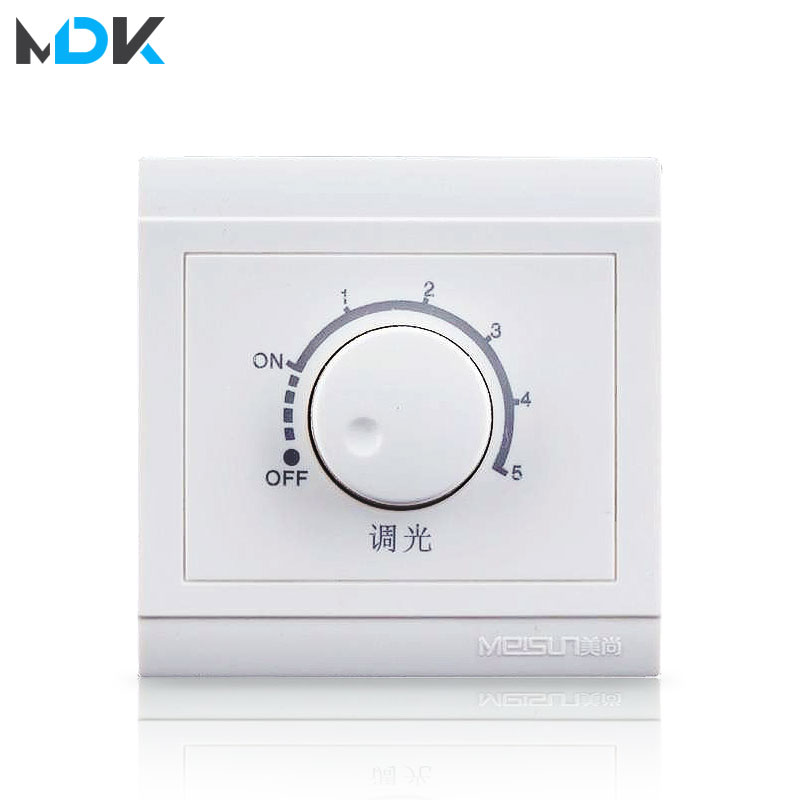 250W 220-230V LED Dimmer Adjustable Switch Brightness From Dark Controller To Bright Driver Dimmers For Dimmable Light Bulb Lamp