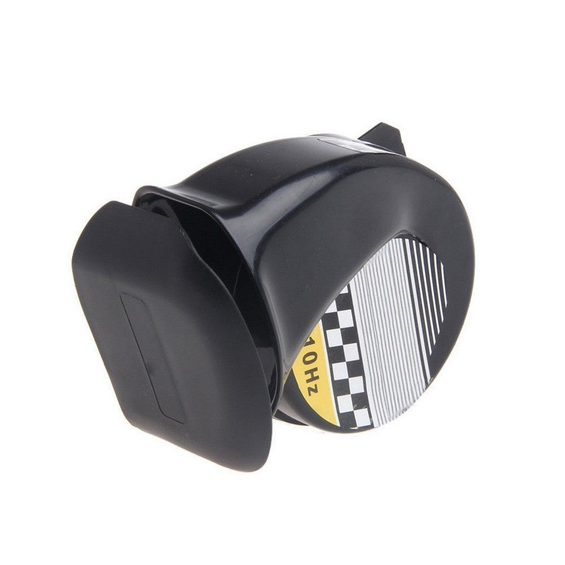 12V 130DB Universal Car Horns Signal for Auto Vehicle Trucks siren Car Horn Black Snail Waterproof Signal Horn Car Accessories(China)