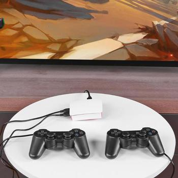 16000 in 1 128G Quad Core Game Box TV Gaming Console for Rraspberry Pi w/Wired Gamepad Video Game Console Gaming Accessories