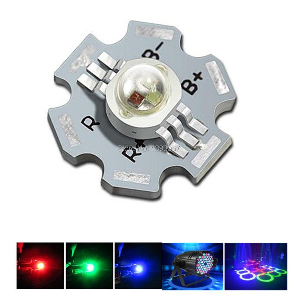 5pcs-3w-led-rgb-high-power-led-lamp-bulb-45mil-chip-six-pins-stage-lamp-700ma-32-34v-taiwan-genesis-hpo-chips-free-shipping