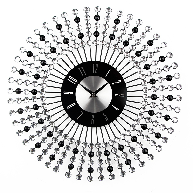 Timelike Morden Large Luxury Design Metal Art Wall Clock The Wall Clock For Living Room Decoration Wall Clock