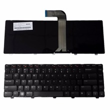 Laptop Keyboard For Dell Inspiron 14R N 4110 M 4050 4040 XPS X 501L x 502L 15 N5040 15-N5040 15-N 5050 5040 Series