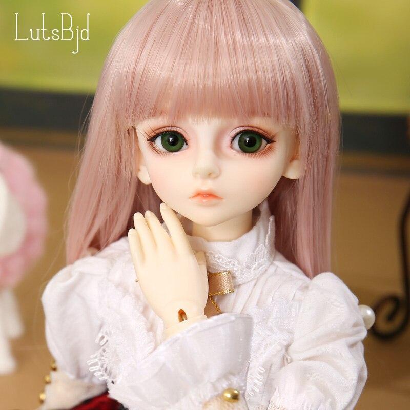 Luts Bory BJD Doll 1 4 delf msd minifee fairyline body model girls dolls eyes resin