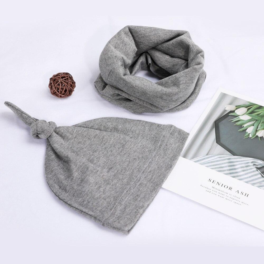 Unparteiisch Baby Jungen Mädchen Kinder Winter Cap Gestrickte Warme Hut Und Schal Set Hot