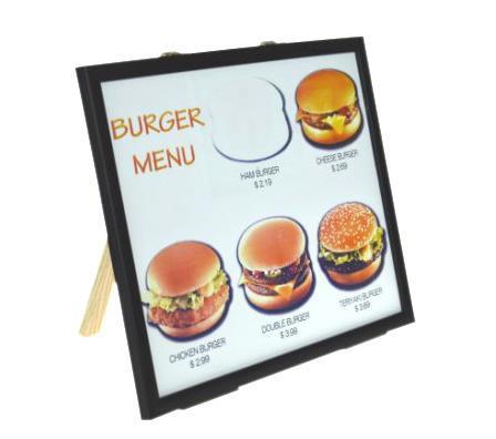 4D Burger Board-tours de magie, magie des cartes, Illusions, comment faire de la magie, kit de spectacle de magie, accessoires de magie pour la scène