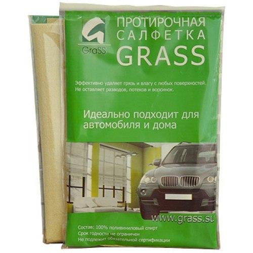 Napkin Grass IT-0327 faux suede PROFI faux pearl