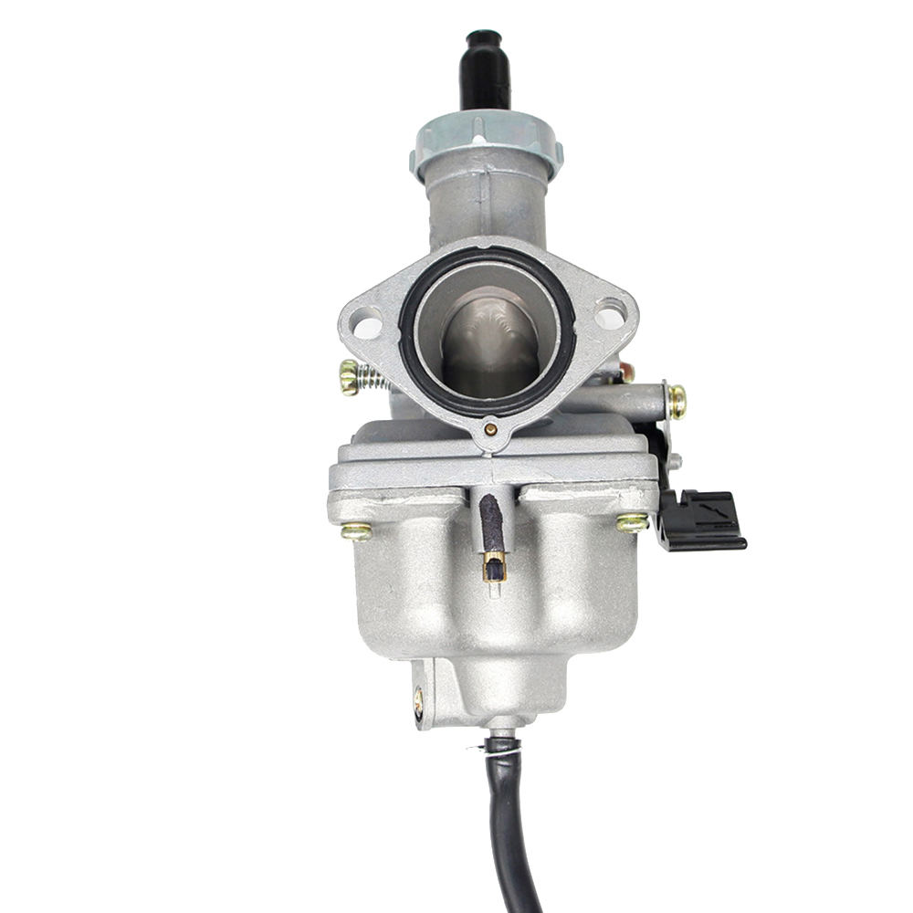 High Quality  pz27 mm Cable Choke Carburetor 125 150 200 250 300cc ATV Quad Go Kart PZ27 Motorcycle Carburetor-in Carburetor from Automobiles & Motorcycles