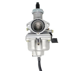Image 1 - High Quality  pz27 mm Cable Choke Carburetor 125 150 200 250 300cc ATV Quad Go Kart PZ27 Motorcycle Carburetor