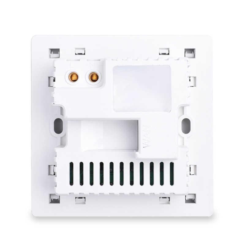 300Mbps enrutador de pared 110 V/220 V potencia Ap relé inteligente inalámbrico Wifi repetidor extensor pared integrada 2,4 ghz Router Usb del Panel Socke