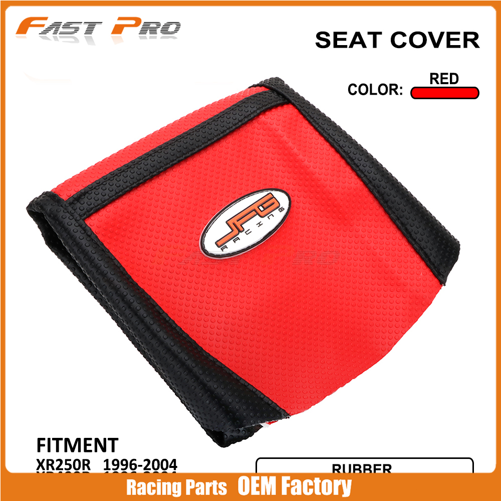 SEAT COVER TOTAL GRIP HONDA XR 250 R /& XR 400 1996-2004 EXCELLENT QUALITY!