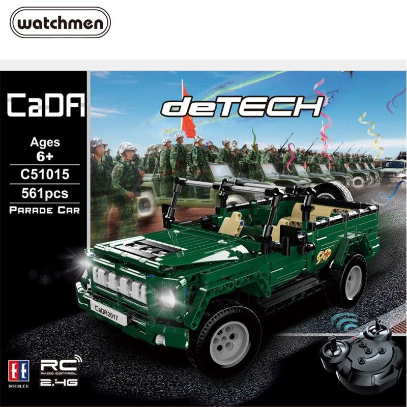 561 pièces véhicules militaires Legoed Technic ville blocs de construction briques WW2 armée soldat armes Parade Jeep camion RC voiture modèle jouets