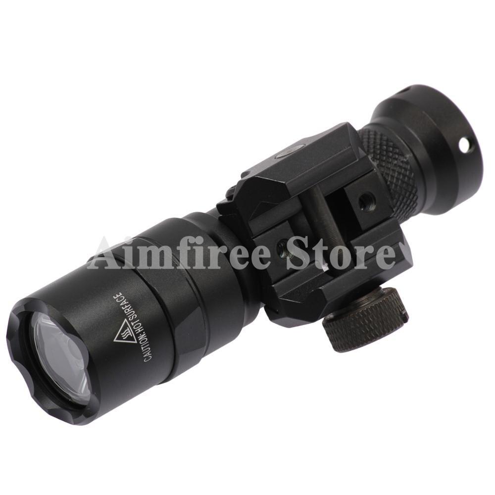 tatico m300b mini olheiro luz arma rifle de 04