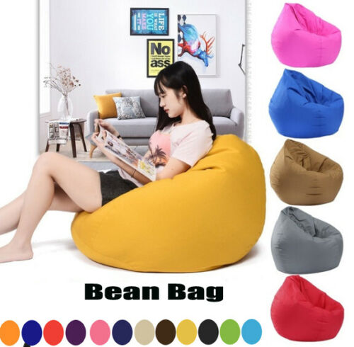 Pleasing Us 12 98 30 Off Outdoor Indoor Bean Bag Tall Beanbag Seat Garden Chair Patio Furniture Lounger Oxford Chair Cover Zipper Beanbag Toy In Sofa Cover Short Links Chair Design For Home Short Linksinfo