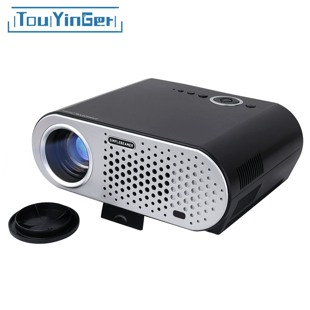 GP90 HD projector GP90UP Android wifi Bluetooth 3200 Lumen 1280 768 LCD Projector Home Theater Meeting