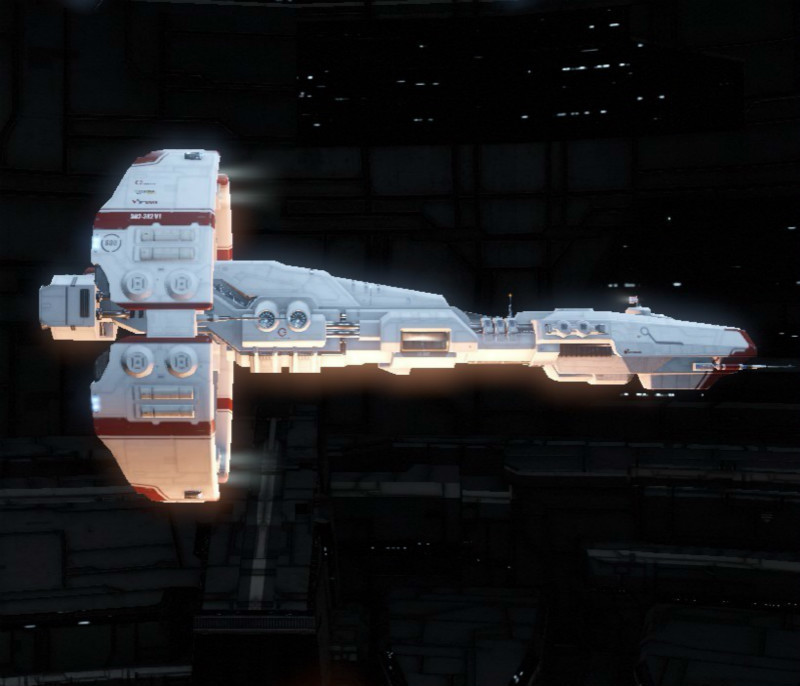 EVE Online Spacecraft Resin Model Star War Warship Stratios Cruiser Scale Boats Diy Kit Hobby Tools Space Ship Collecting Toys