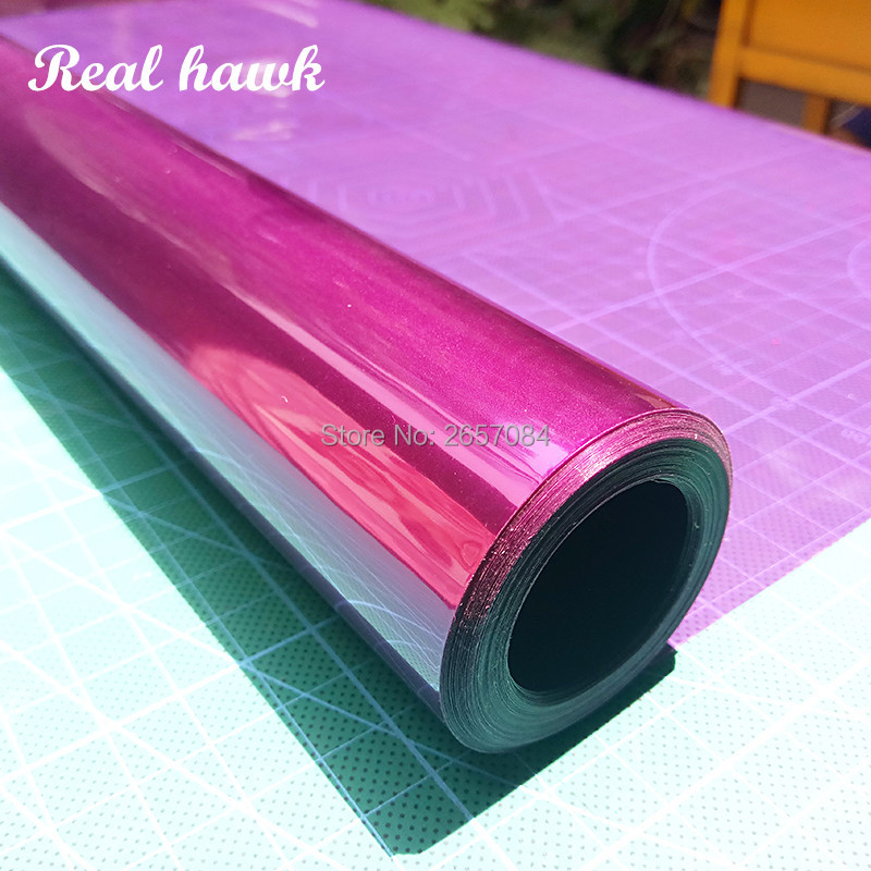 5Meters/Lot Tranparent Colors Hot Shrink Covering Film High Quality Model Film For RC Airplane Models DIY image