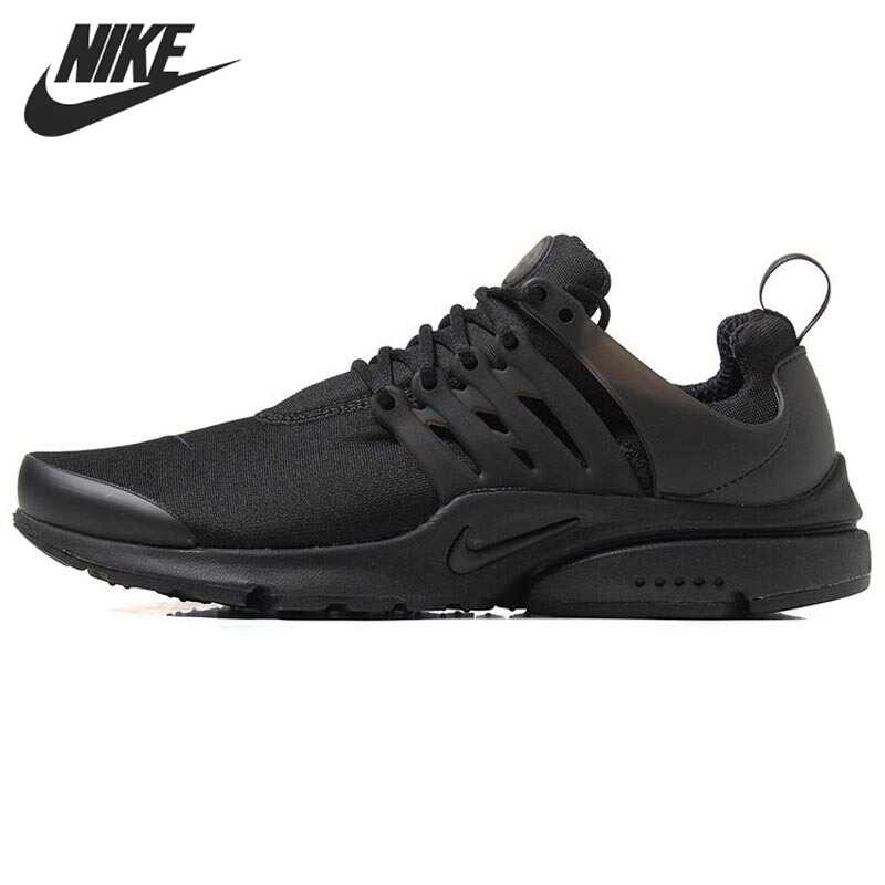 save off b93ec 240a0 NIKE AIR PRESTO ESSENTIAL Original Men s Running Shoes Outdoor Breathable  Sneakers Comfortable Cushioning Sport Shoes