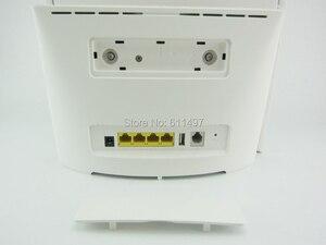 Image 4 - חדש נעול Huawei B525 B525S 65a 4G LTE CPE נתב 300Mbps WIFI Gateway נתב חתול. 6 Mobile Hotspot PK E5186s 22a B715s 23c