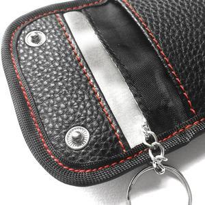Image 3 - רכב מפתח אחסון מקרה RFID אות חוסם מקרה תיק אות חסימת מגן מקרה נגד פריצה מגן כיס רכב מפתח כלי