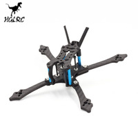 HGLRC Arrow 3 Hybrid 4mm Arm Thickness 3 Inch 152mm FPV Racing Frame Kit For RC Models Spare Part DIY Accessories