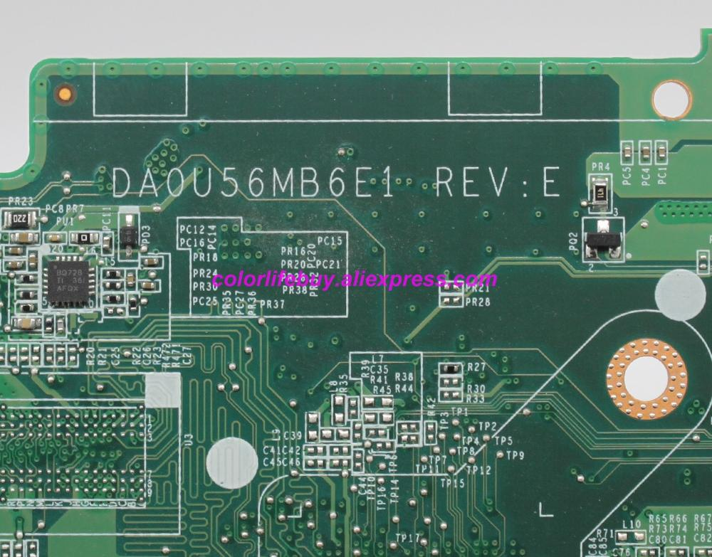 Image 4 - Genuine 709174 501 709174 001 709174 601 DA0U56MB6E0 A70M w A6 4455M CPU Laptop Motherboard for HP 15 15 B Series NoteBook PC-in Laptop Motherboard from Computer & Office