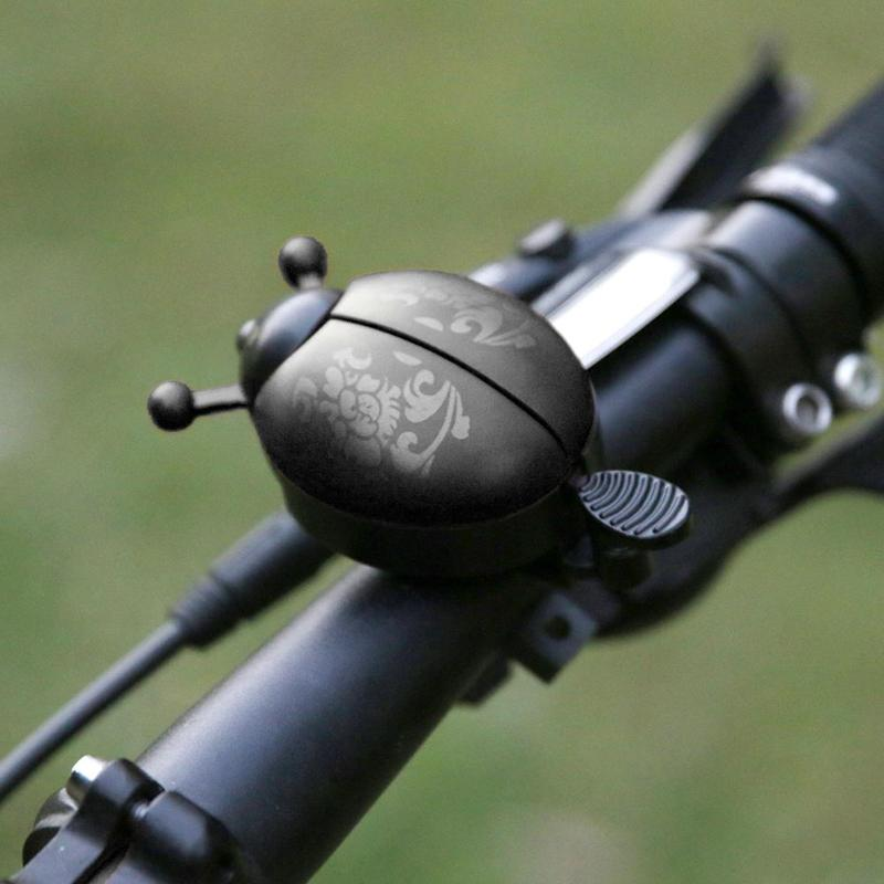 Cycling Confident Bike Bell Copper Horn Mountain Road Cycling Ordinary Bicycle Metal Accessories