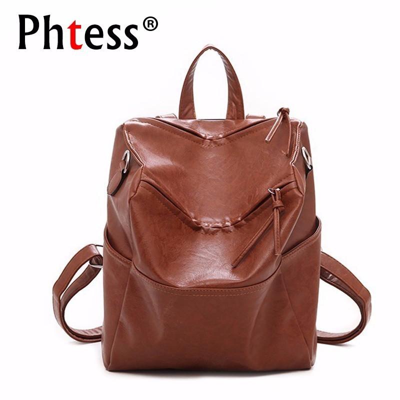 Women Backpack Sac A Dos Femme Rucksacks For Girl Preppy Style Large Capacity Bagpack Travel Luxury Designer Backpacks For Girls