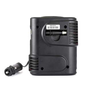 Image 4 - DC12V 100PSI Auto Luchtcompressor Luchtpomp Outlet Compact Portable Auto Tire Pump Inflator Voor Auto Fietsen Motorfietsen