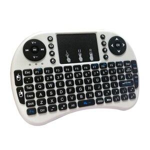 Image 5 - Touyinger nouvelle arrivée mini i8 clavier Air souris multi média à distance Touchpad tenu dans la main pour les projecteurs Android et Smart TV