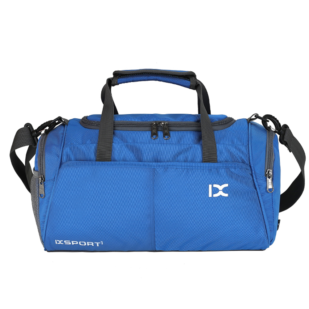 18L Sports Gym Bag Waterproof Travel Duffele Bag With Separate Shoe Compartment For Men Women Sports Gym Tote Bags