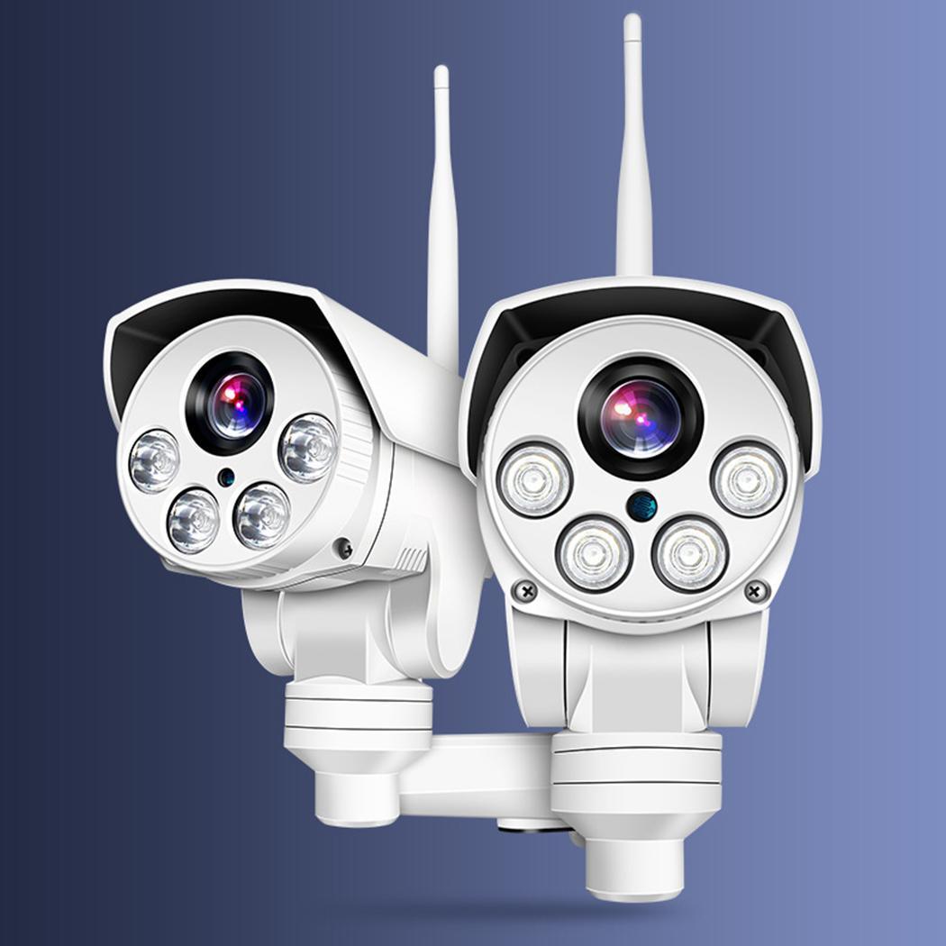 Système de vidéosurveillance extérieur sans fil 1080 P 2MP caméra de vidéosurveillance système de sécurité IP Kit de Surveillance vidéo