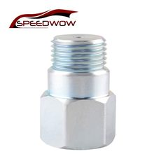 SPEEDWOW Universele M18 * 1.5 O2 Sensor Spacer Adapter Isolator Extender Lambda O2 Zuurstofsensor Extender Spacer(China)