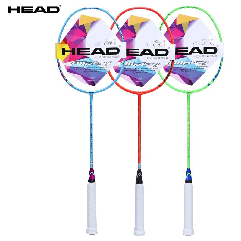 Professional Badminton Racket 100% Carbon Light Weight ...