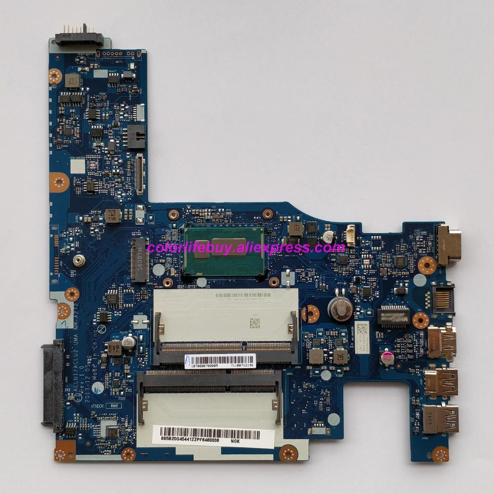 מפתחות ושלטים 5B20G45441 NM-A272 אמיתי w Mainboard האם מחשב נייד מעבד i5-4210U עבור מחשב נייד Lenovo Z50-70 (1)