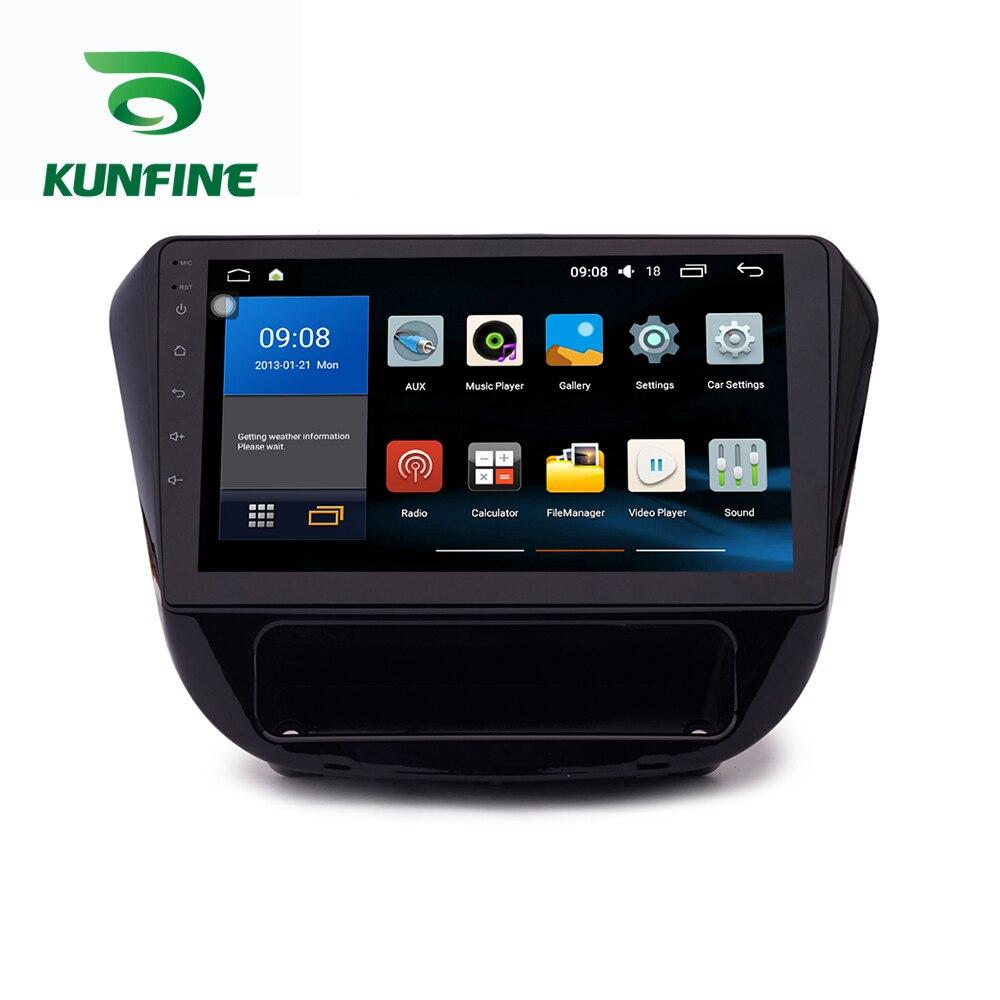 Восьмиядерный 1024*600 Android 8,1 автомобильный DVD GPS навигационный плеер Deckless автомобильный стерео для Chevrolet Cavalier 2016 радио головное устройство