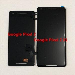 "Image 4 - 기존 Supor Amoled M & Sen 5.0 ""Google Pixel 2 LCD 화면 디스플레이 + 터치 패널 디지타이저 6.0"" Google Pixel 2 XL 용"