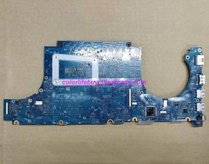 Image 2 - Oryginalne JG23N 0JG23N CN 0JG23N BBV00/10 LA D993P i5 7300HQ GTX1050 4 GB Laptop płyta główna do Dell Inspiron 7567 Notebook PC