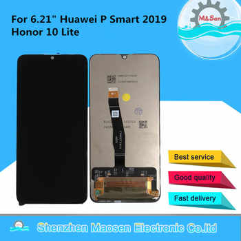 """Original M&Sen For 6.21\"""" Huawei P Smart 2019 Honor 10 Lite RNE-L21 RNE-L23 LCD Display Screen+Touch Panel Screen Digitizer+tools - Category 🛒 Cellphones & Telecommunications"""