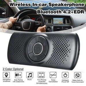 Wireless bluetooth Car Kit Set