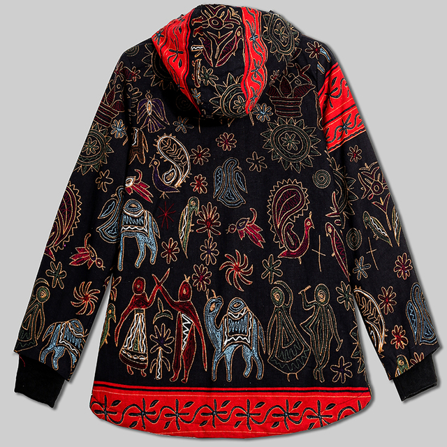 5XL Plus Size Thick Winter Women Coat Fashion Oversize Hooded Long Sleeve Fleece Lined Warm Parka Vintage Ladies Winter Jacket 2